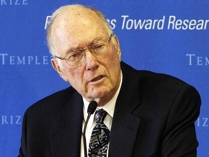 Charles Townes en una imagen de 2011. (Foto-AP)