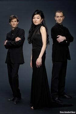 Componentes del Beethoven Trio bonn (Foto-Manfred Esser)