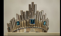 Corona de Miss Universo, inspirada en rascacielos de NY