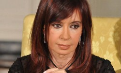 FILE PHOTO - Argentinian President Cristina Kirchner Has Thyroid Cancer
