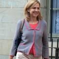 Cristina de Borbón. (Foto-Agencias)