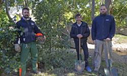 Día del Árbol - 2015 - Paco Roca - Bioparc Valencia