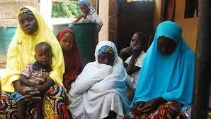 Desplazado de Camerún a un campo de refugiados. (Foto-ONU)