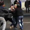 Disturbios en El Cairo. (Foto-Agecncas)