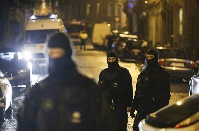 Dos yihadistas cayeron abatidos en la operación. (Foto-Agencias)