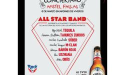 Cómo conseguir entradas para los conciertos de Fallas de Amstel