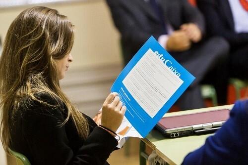 EDUCAIXA pone amplios recursos para los jóvenes estudiantes.