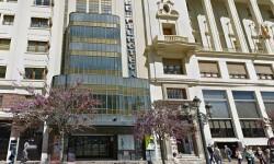 Edificio de la Filmoteca.