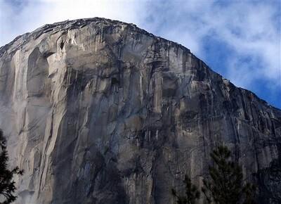 El Capitán en Yosemite. (Foto-Agencias)