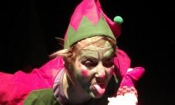 El Grinch de la Navidad.