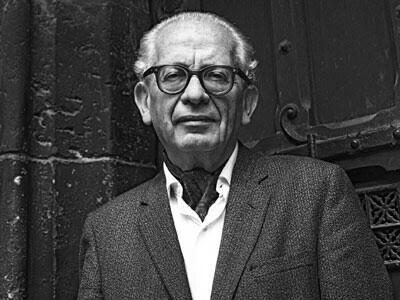 El escritor valenciano Max Aub, autor de ' class=