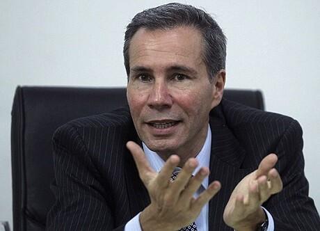 El fallecido fiscal del caso AMIA, Alberto Nisman. (Foto-AP)