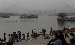 El gran río Ganges. (Foto-Agencias)