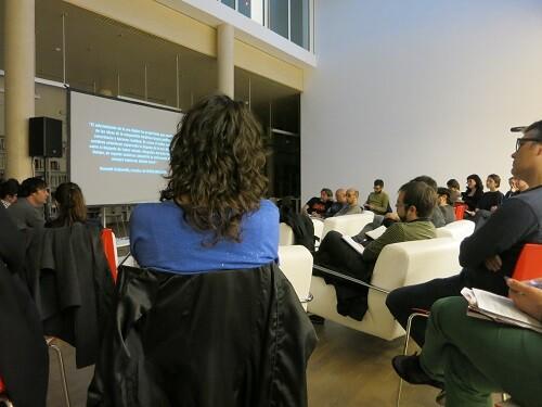El público participa en el apartado ' class=