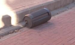 El viento deja destrozos en Valencia y un fallecido en Benimàmet (3)