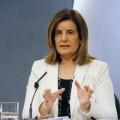 Fátima Báñez, ministra de Empleo. (Foto-Agencias) - copia