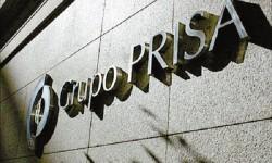 Fachada del grupo Prisa. (Foto-Agencias)