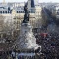 Gran manifestación en París. - copia