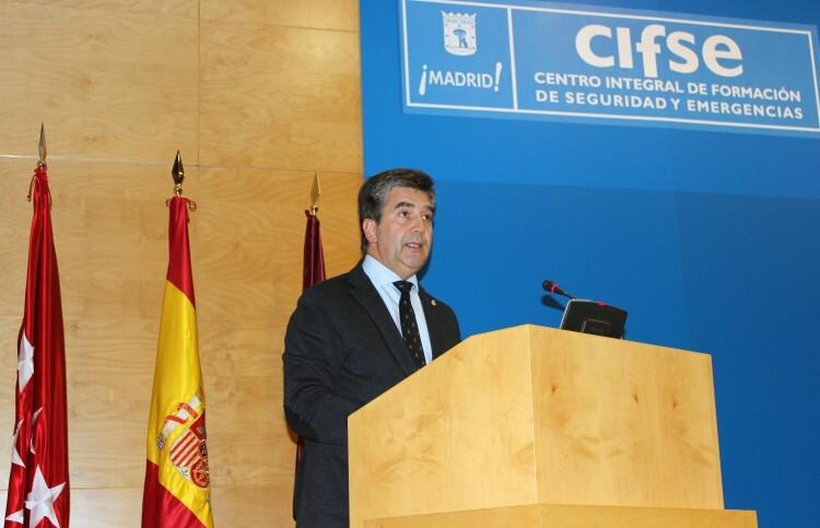 Ignacio Cosidó Director General de la Policía