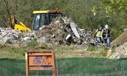 Imagen de archivo de la búsqueda de Marta del Castillo en la escombrera de Camas, en Sevilla. (Foto-Agencias)