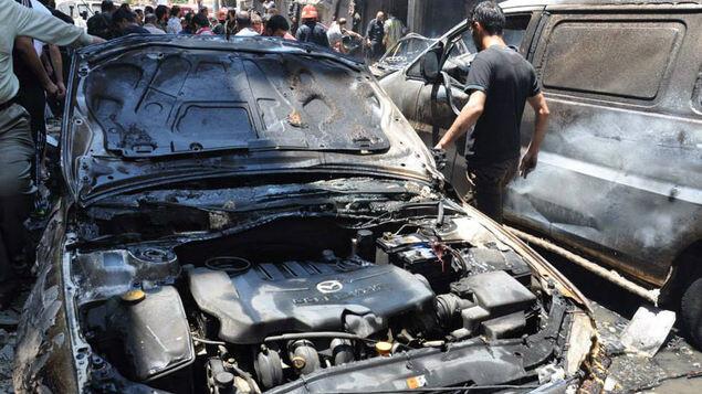 Imagen de archivo de un atentado de Al-Qaida. (Foto-AP)