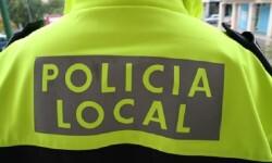 Imagen de un policía local.