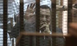 EGYPT-POLITICS-MUBARAK-TRIAL