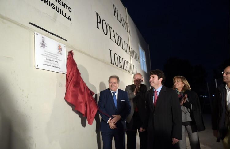 Inauguración planta potabilizadora en loriguilla foto_Abulaila_0