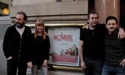 Intérpretes de 'El nombre' (Foto-VLCNoticias)