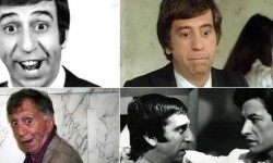 Joe Rígoli en diversos papeles cinematográficos.