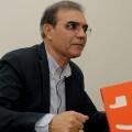 Josep María Panella durante la entrevista. (Foto-VLCNoticias)