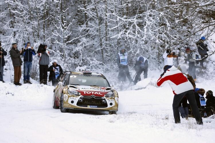 Kris Meeke (Citroën DS3 WRC)