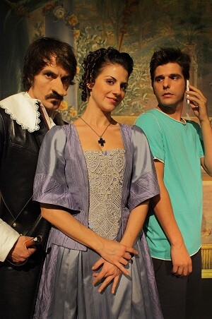 L'Horta Teatre vuelve con 'Cyrano de Bergerac'.