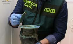La Guardia Civil desarticula un grupo dedicado al comercio internacional de bienes culturales OP.HIERATICA FOTO3 (2)
