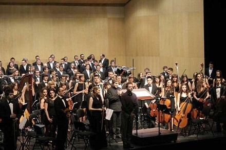 La Jove Orquestra de la Generalitat. (Foto-Archivo)