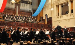 La Orquesta Sinfónica de Praga FOK.