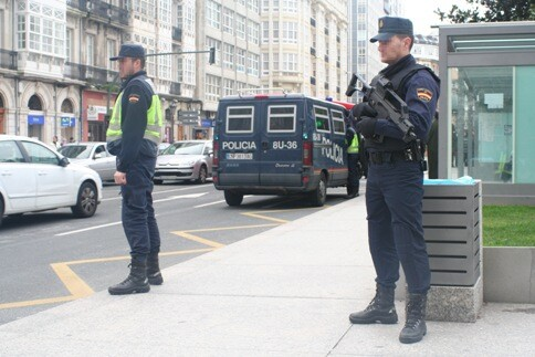 La Policía Nacional vigila la seguridad ciudadana. (Foto-Archivo)