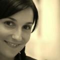La joven escritora Clara Penalver (P)