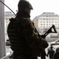 La policía belga registró 22 inmuebles. (Foto-AFP)