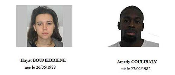 La policía difunde la imagen de los sospechosos (Foto-Gendarmería francesa)