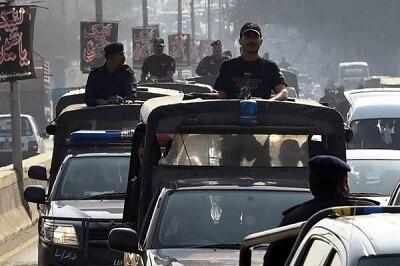 La policía paquistaní busca conexiones con el suicida. (Foto-Agencias)