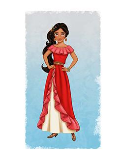 La princesa Elena de Avalor,