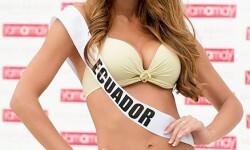 Las candidatas a Miss Universo se divierten y desfilan en bikini (8)