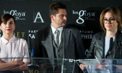 Candidatos a los Premios Goya. Foto: Getty