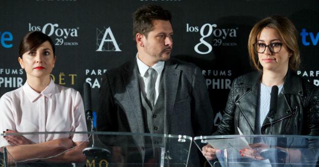 Candidatos a los Premios Goya. Foto: Getty