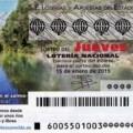 Lotería Nacional sorteo del jueves de lotería nacional 15 de enero de 2015
