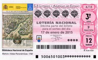 Lotería Nacional sorteo del sábado 17 especial de enero