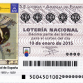 Lotería Nacional, sorteo extraordinario de invierno de lotería nacional 10 de enero de 2015