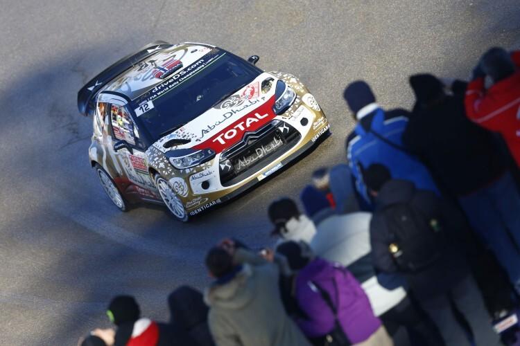 Mads Østberg (Citroën DS3 WRC)