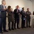 Manuel Chirivella, Montse Corominas, Paul Ruseler, Pablo Mazo, Carlos Mataix y Pablo Brezo